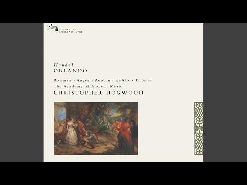 Handel: Orlando, HWV 31 / Act 2 - Verdi allori