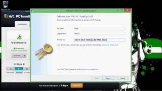 avg pc tuneup 2015 free serial key