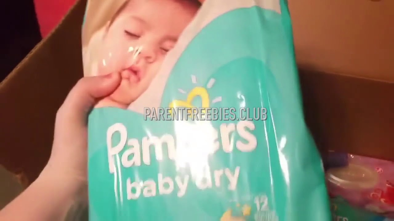 Free baby stuff in the mail 2018