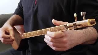 Setar for beginners lesson 7