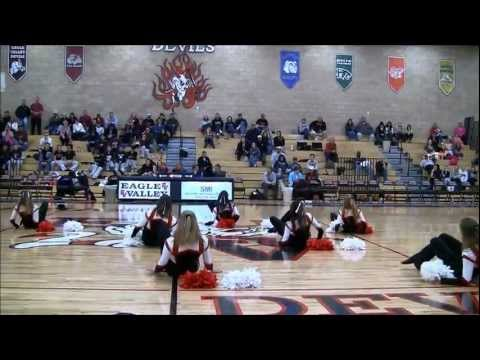"Eagle Valley High School Devil Dancers - ""Circus"""
