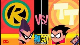 Teeny Titans vs Teen Titans Go Figure - First Tournament