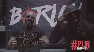 SETH GUEKO - Freestyle Parloir TV [Spécial BARLOU]