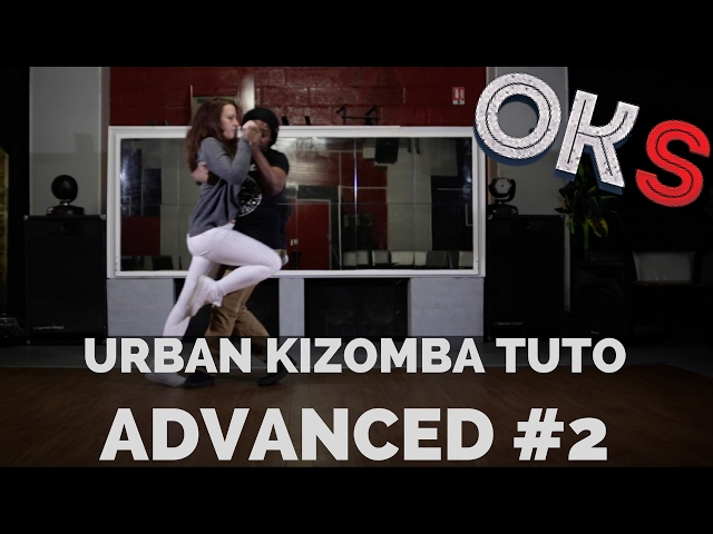 Urban Kizomba Tutorial - Advanced Move #UA2 🎓 OKS 🎓