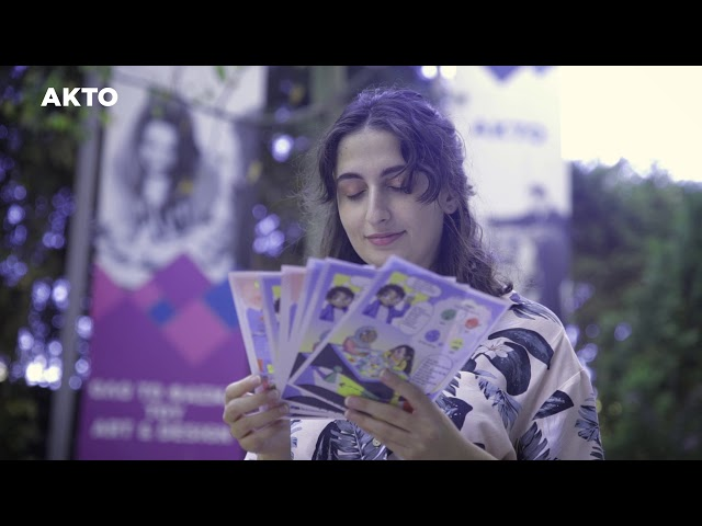 AKTO Stories | Μαίρη Καλαμπαλίκα