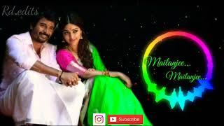 Mailanjee whatsapp status song--namma veetu pillai movie
