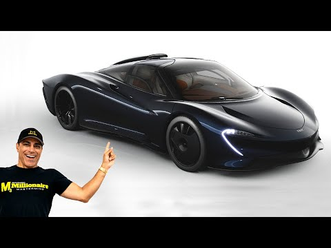 MY HERMES MCLAREN SPEEDTAIL IS FINALLY COMPLETE! || Manny Khoshbin