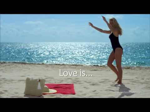 "AnastasiaDate ""Love is"" Commercial"