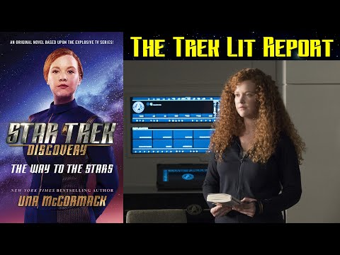 TREK LIT REVIEWS: Discovery: The Way To The Stars By Una McCormack (Spoilers!)