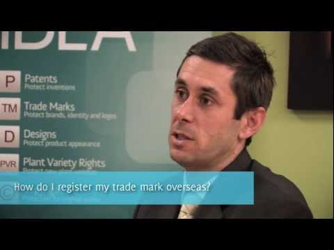 International Protection of Trade Marks - Simon Pope (Intellectual Property Office)