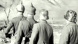 Missile Scene - Charlie Chaplin's The Great Dictator