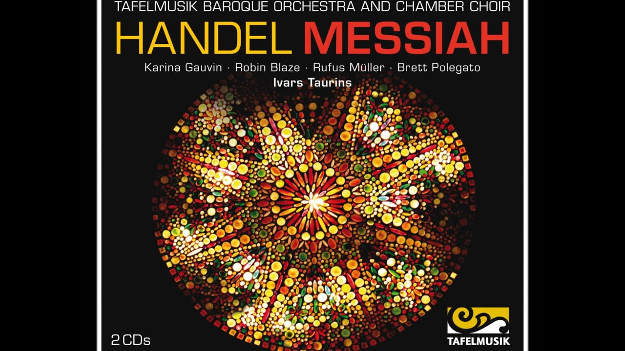 handel and the glory of This page lists all recordings of messiah: and the glory of the lord by george frideric handel (1685-1759.