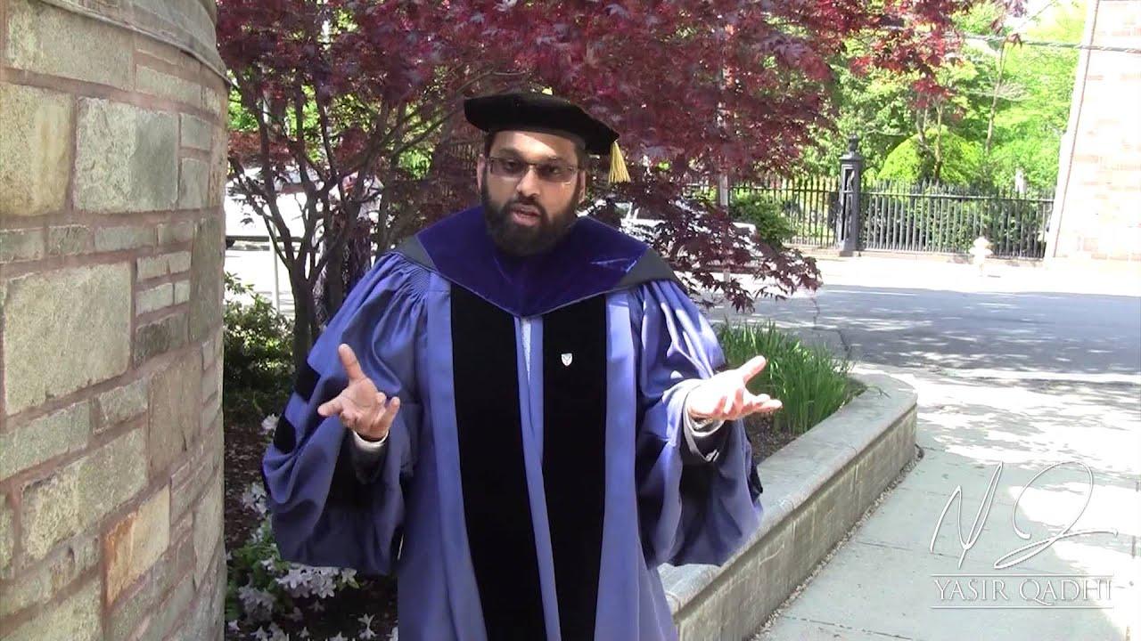 Phd dissertation assistance yasir qadhi