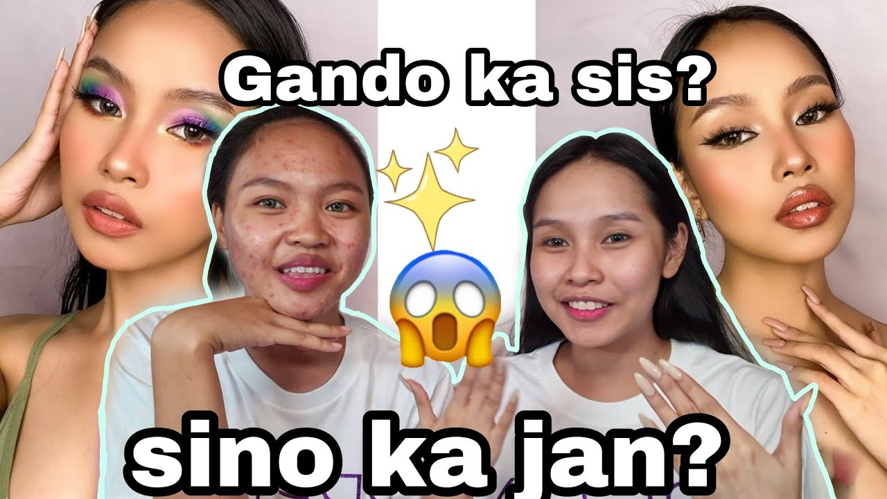 Download DOING EACH OTHER MAKEUP WITH ROMSY DINEROS!  Officially Road to kinis na!