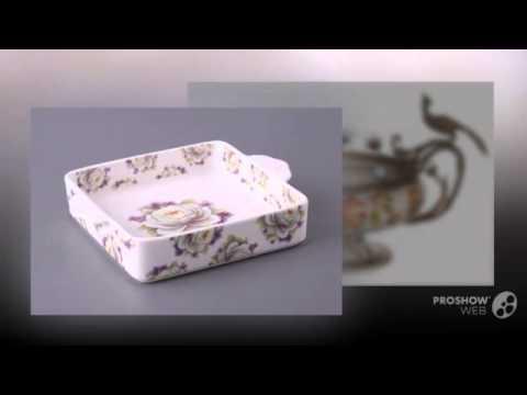 YAMATERU-посуда. - YouTube