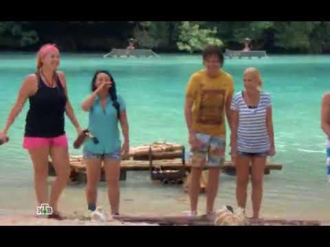 Остров на тнт все серии подряд остров