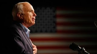 John McCain Memorial: Watch the full pre-funeral memorial in Arizona Thursday