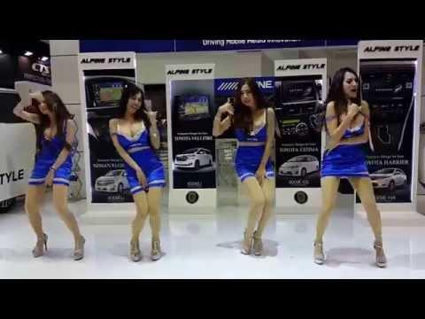 Alpine Bangkok Motor Show 2015 thumbnail