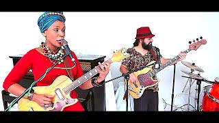 Carmen Souza | LIGRIA (JOY) |  CREOLOGY live sessions