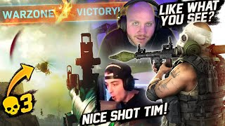 THE PERFECT RPG TRIPLE KILL! FT. NOAHJ456, CLOAKZY & NADESHOT