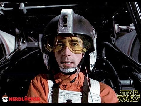 Denis Lawson Kills Wedge Antilles!