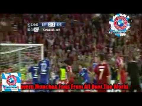 Bayern 2-2 Chelsea ( 5-4 On penalties ) .. UEFA Super Cup