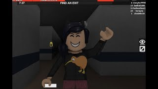 Flying Solo- Roblox Flee The Facility