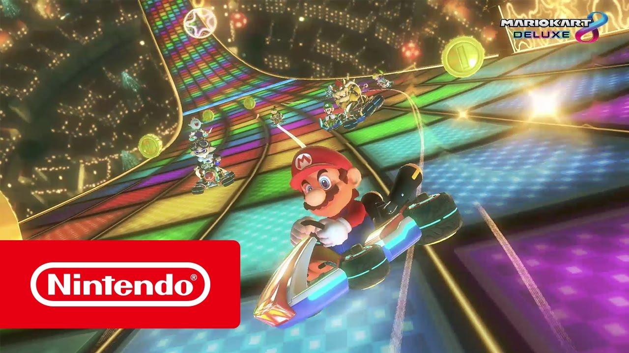 Mario Kart 8 Deluxe El Mayor Juego De Mario Kart Hasta La Fecha