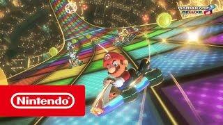 Mario Kart 8 Deluxe - ¡El mayor juego de Mario Kart hasta la fecha! (Nintendo Switch)