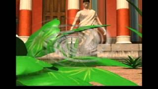 Pompei The Legend of Vesuvius PC 2000 Gameplay