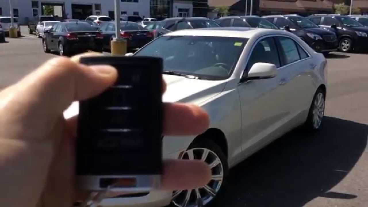2013 Cadillac Ats 2 0 L Turbo >> 2014 Cadillac Ats 2 0l Turbo Awd Luxury 140692 Youtube