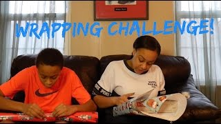 Wrapping Challenge