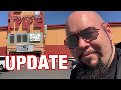 Frys Electronics UPDATE (Las Vegas)