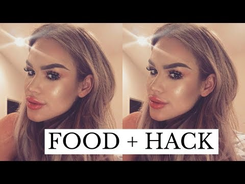 how food cures anxiety + starbucks hack | DailyPolina