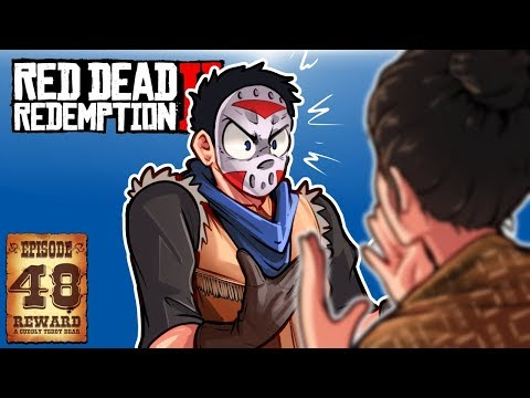 HARD WORK & WIFE LEAVING ME! - RED DEAD REDEMPTION 2 - Ep. 48! thumbnail