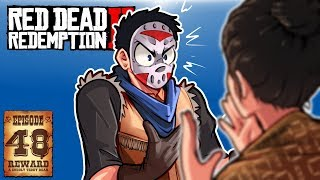 HARD WORK & WIFE LEAVING ME! - RED DEAD REDEMPTION 2 - Ep. 48!
