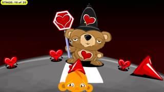 Monkey GO Happy Hearts Walkthrough Hints Pencilkids