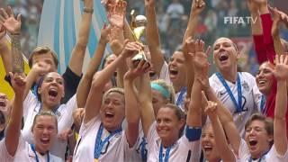 FIFA Celebrates International Women's Day 2017