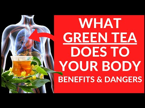 The Shocking Truth About Green Tea Green Tea: Health Benefits, Side Effects and Research!
