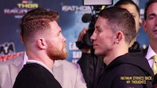 CANELO ALVAREZ VS GENNADY GOLOVKIN - SEPTEMBER 15TH!!!
