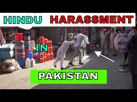 Hindu Harassment In Pakistan ( SOCIAL EXPERIMENT ) !!