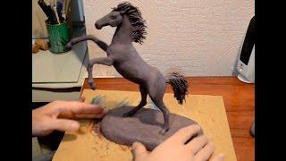 як зробити фігури з глини