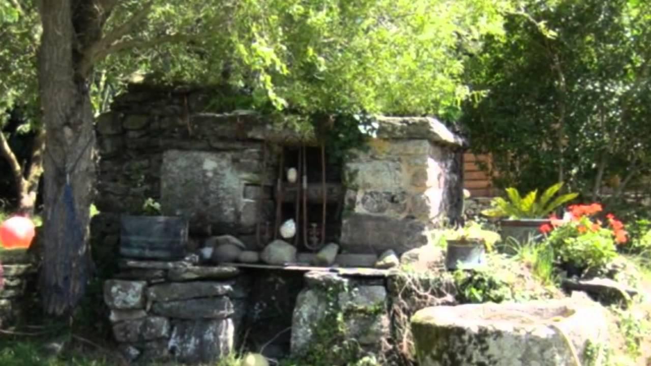 morlaix maison pavillon jardin jolie cour int rieure parc youtube. Black Bedroom Furniture Sets. Home Design Ideas