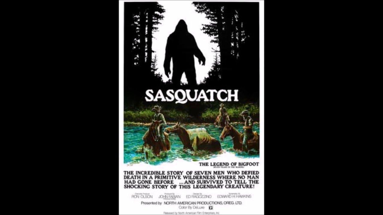 Sasquatch 1976 Movie Poster