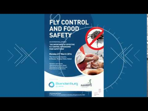 Dubai Food safety and Fly Control Seminar