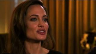 Angelina Jolie Talks Brad Pitt & Bosnia in New Nightline Interview