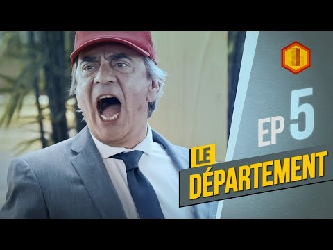 LE DÉPARTEMENT - S2 Ep 5 - La lutte