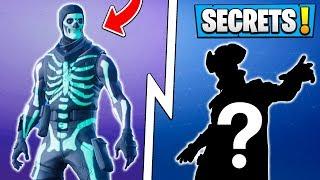*NEW* Fortnite 6.02 Secrets! | OG Skull Trooper, In Game Emotes, Hidden Skin!