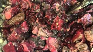 Sariling Atin Restaurant (niles, Il): Beef Kaldereta (stew)