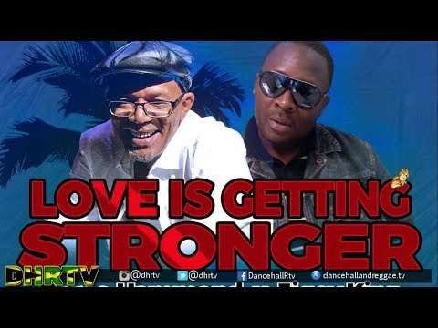 Beres Hammond x Jigsy King - Love is Getting Stronger (Official Audio) ♫Reggae 2017